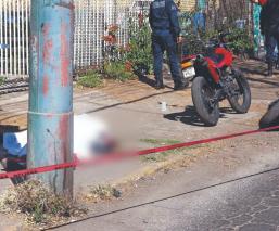 Pelea callejera deja a 'El Bebecito' dormido para siempre, en Ecatepec