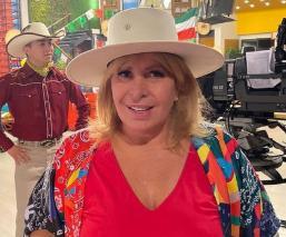 Magda Rodríguez anuncia su regreso con mensaje celestial en redes
