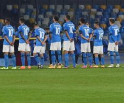 Napoli rinde homenaje a Diego Armando Maradona