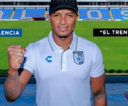 Gallos Blancos de Querétaro hace oficial la contratación de Antonio Valencia