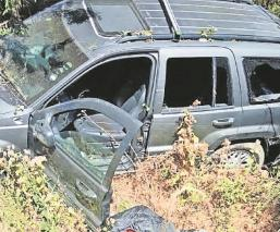 Acribillan a hombre durante balacera en Edomex, estaba cerca de dos camionetas