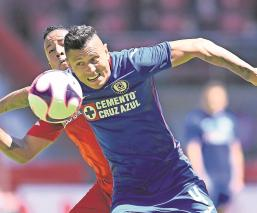 ''Cata'' Domínguez iguala récord de jugador con más partidos en Cruz Azul, con 551 partidos