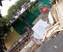 Vecinos denuncian corrupción y delincuencia en zona maderera de Iztacalco, ahí se esconden delincuentes