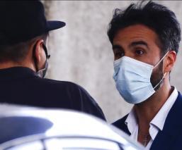 """Leopoldo Luque quedó imputado de homicidio culposo"""", tras allanamientos a su consultorio"""