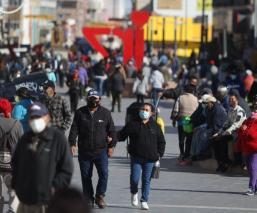México reporta 105,940 muertes por Covid y un millón 113 mil contagios