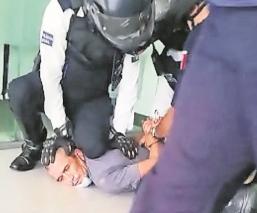 Vagabundo se mete a Bancomer para asaltarlo en Morelos, esto sucedió después