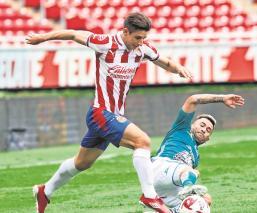 Chivas reportó un caso positivo de Covid-19