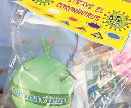 Productores de cohetes en Edomex crean el 'Destruye Coronavirus'; no está permitido