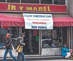 Dos de cada tres empresas en México piensan en cerrar, por crisis que trajo el Covid-19