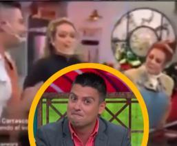 """Exconductor de """"Venga la Alegría"""" la riega en vivo en la competencia, hace un 'Pedro Sola'"""