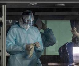 Llega equipo de expertos de la OMS a China para investigar orígenes del Covid-19