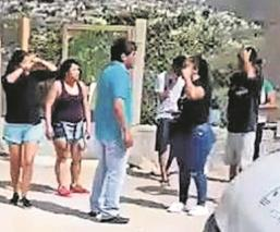 Sujeto lesiona con arma blanca a su expareja en Morelos, vecinos la auxilian