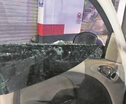 Sujetos armados persiguen y disparan en repetidas ocasiones a presunto dealer en CDMX