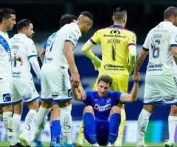 Puebla vence al Cruz Azul, que sigue sin ganar en el Clausura 2021