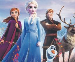 """""""Frozen 2"""" destrona a """"Soul"""" y se corona como la película más vista en Disney+"""