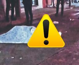 Conductor atropella y mata a un hombre en situación de calle, en Morelos