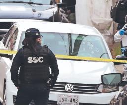 Acribillan a presunto conductor de Uber en CDMX, vecinos dicen que también repartía droga