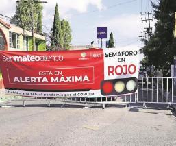Ayuntamiento en Edomex apoyará hasta con tres mil pesos a personas que den positivo a Covid