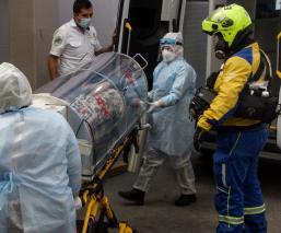 México reporta 20 mil 548 nuevos contagios por Covid y mil 539 muertes en 1 día