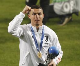 Cristiano Ronaldo se convierte en el máximo goleador en la historia del futbol