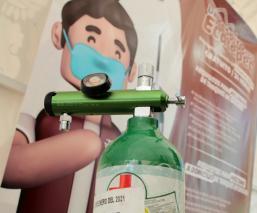 Ecatepec llevará tanques de oxígeno a domicilio a adultos mayores, ante riesgo por Covid