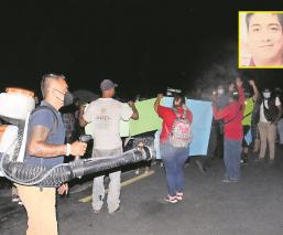 Familiares de empresario desaparecido en Morelos exigen su aparición con vida y la de su empleado