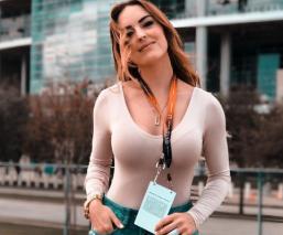 Patty López de la Cerda es hospitalizada, le detectan disautonomía y epilepsia