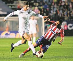 Checa el horario y dónde ver el partido del Atlético de San Luis vs Chivas