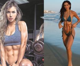 Bárbara del Regil ya tiene competencia, Anllela Sagra la confronta con tremendo abdomen