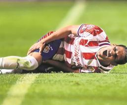 Desnudan fallas del Guadalajara, Atlético de San Luis le pasa por encima a  Las Chivas