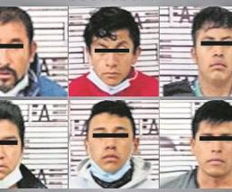 Procesan a sujetos que atacaron a balazos a policías en Estado de México