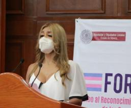 Representante LGBTTI será precandidata a diputada federal por el partido RSP en el Edomex