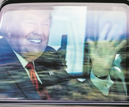 Apertura de juicio contra Donald Trump comenzará en el Senado de Estados Unidos en febrero