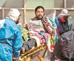 Autoridades reportan que enfermos de Covid en CDMX llegan mal medicados a hospitales