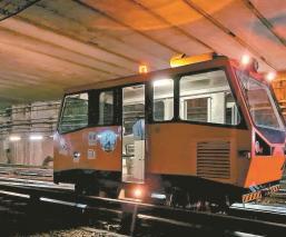 Con ayuda del 'Metro Bebé' se alista la Línea 1 del Metro de la CDMX, reabrirá el 25 de enero