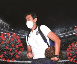 Crecen los contagios de Covid en la Liga MX, en lo que va de 2021 ya hay 119 casos positivos