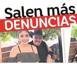 Dos fans de Vicente Fernández se quejan de tocamientos indebidos por parte del cantante