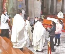 Pierden la vida nueve sacerdotes de la Diócesis de el Estado de México por Covid-19