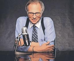 Fallece por Covid-19 el famoso periodista Larry King, tenía 87 años de edad