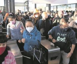Censo del Inegi destaca que la población del país creció 1.2% en el 2020
