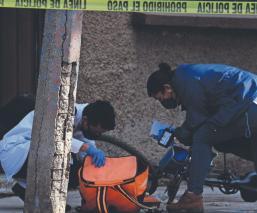 Asesinan a repartidor de comida que era exlíder de narcomenudistas, en la CDMX