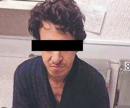 Comerciante drogado recibe pistola como pago y termina en el hospital, en CDMX