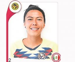 Deborah Estefanía Romero jugará en el balompié de España, con el Deportivo Lorca