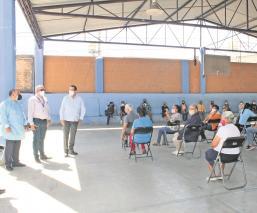 Puente de Ixtla, segundo municipio de Morelos que vacunará a adultos mayores