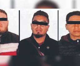 """Atoran a presuntos integrantes de """"La Familia Michoacana"""" con chelas robadas, en Edomex"""