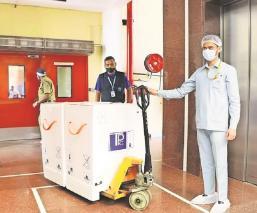 India envía primeras vacunas antiCovid para programa Covax de la OMS