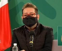 México reporta 182 mil 815 defunciones por Covid, miércoles 24 de febrero