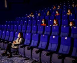 Reabrirán complejos cinematográficos el próximo lunes en CDMX y Edomex