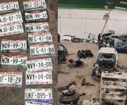 Recuperan 8 vehículos con reporte de robo en Edomex, durante cateo a un inmueble