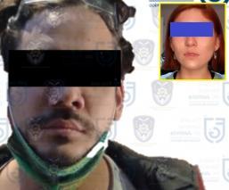 """Juez vincula a proceso al youtuber """"Rix"""" por violación agravada contra Nath Campos"""